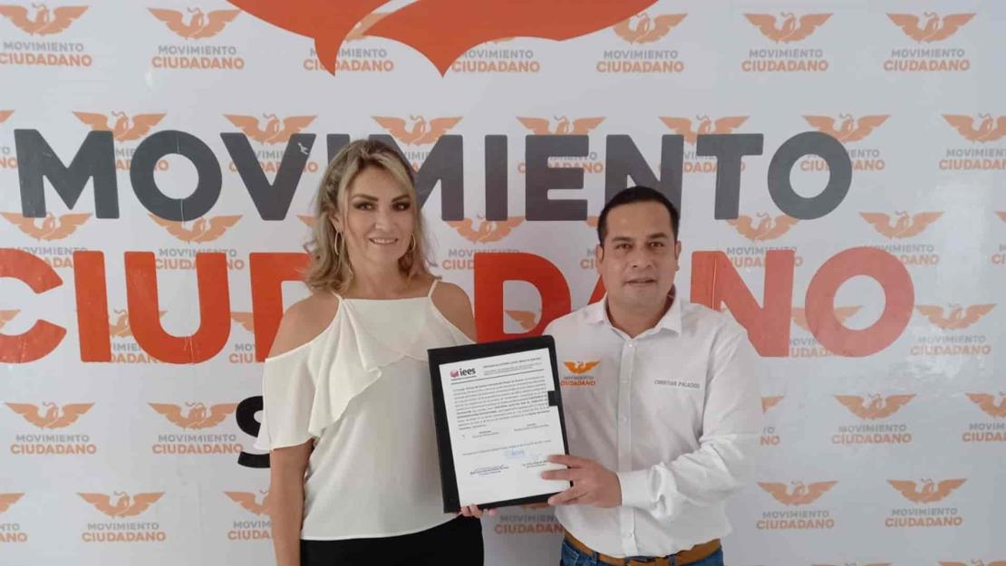 Recibe Celia Jáuregui constancia como diputada electa