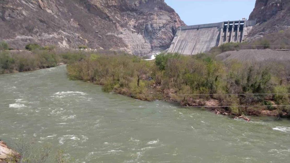 Soltarán más agua de la presa para Ahome, El Fuerte, Choix y Guasave