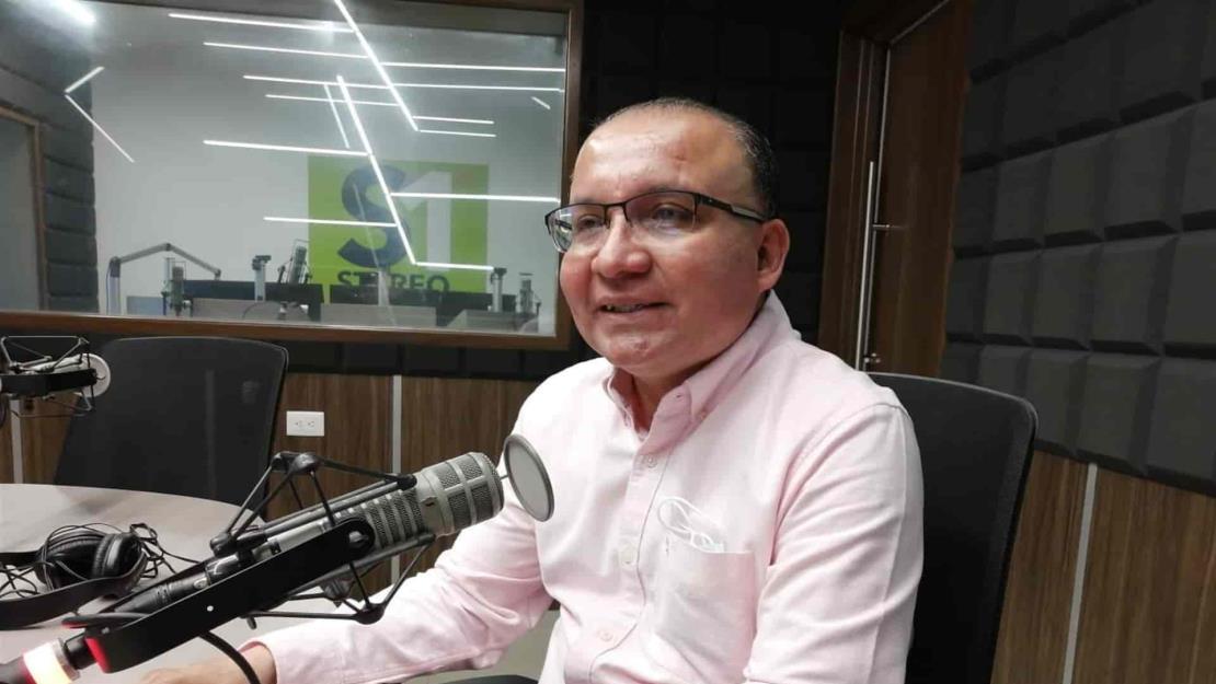 El PRI está tocando fondo, el reto es reconstruir al partido: Sergio Jacobo