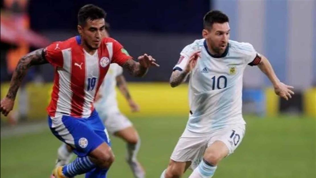 Argentina le gana a Paraguay en la Copa América