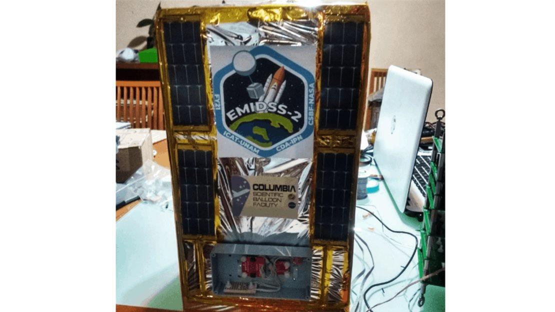 NASA prueba sistemas satelitales desarrollados por universitarios mexicanos