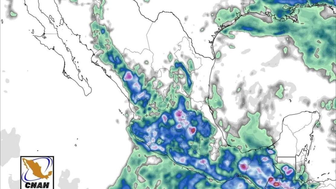 Se pronostican lloviznas y lluvias ligeras en la sierra de Sinaloa