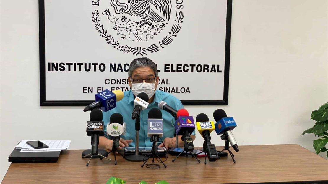 INE Sinaloa comienza preparativos para consulta popular del 1 de agosto