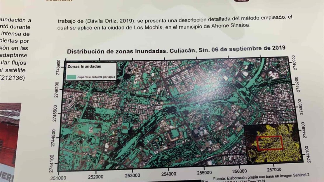 Culiacán ya tiene Atlas de Riesgo actualizado; costó 1.5 mdp