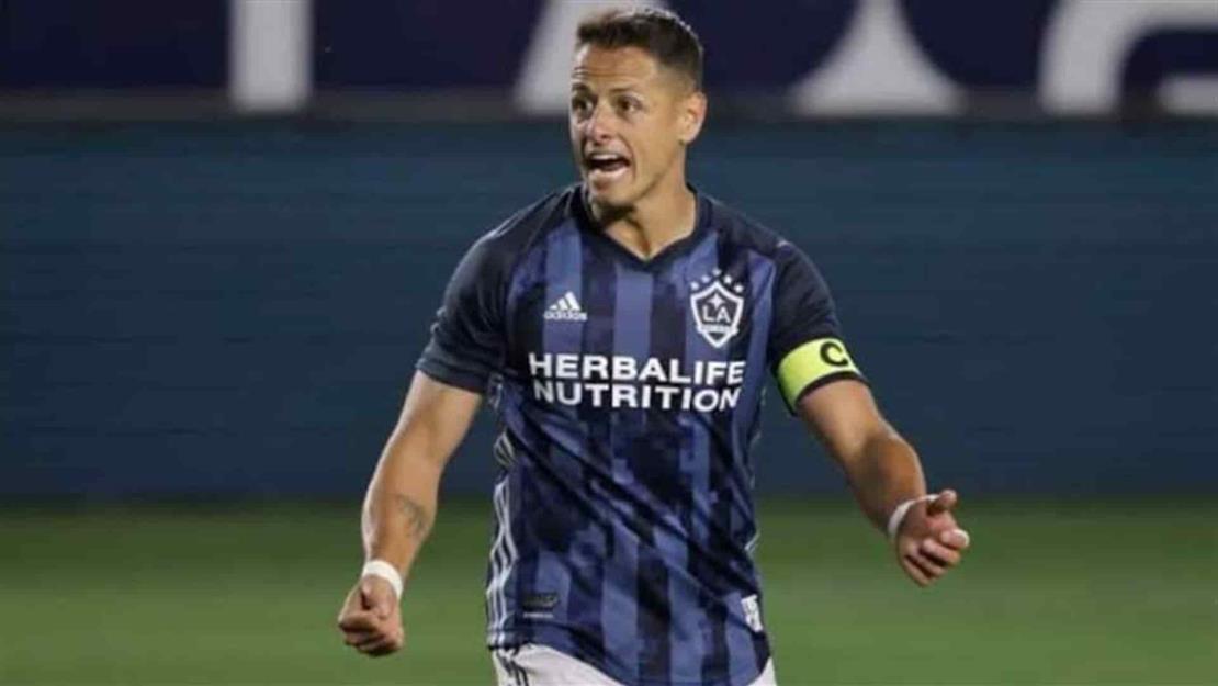 """""""Chicharito"""" anota y el LA Galaxy gana en la MLS"""