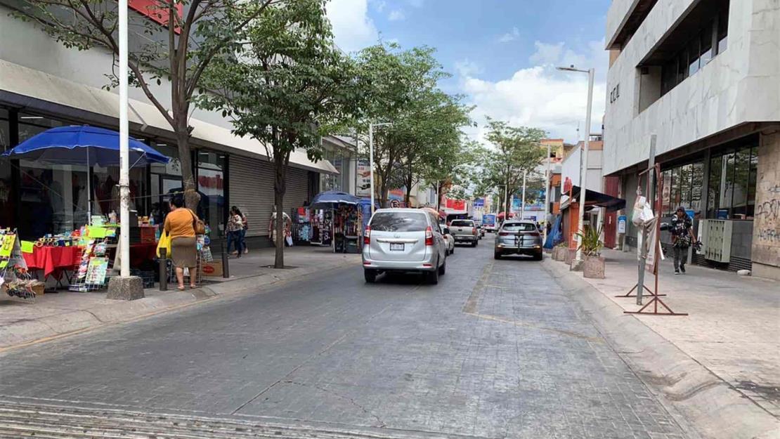 Comerciantes del centro de Culiacán aceptan posibles restricciones anunciadas por el alcalde