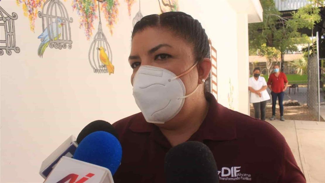 Se coordina DIF Ahome para apoyar en caso de habilitación de albergues