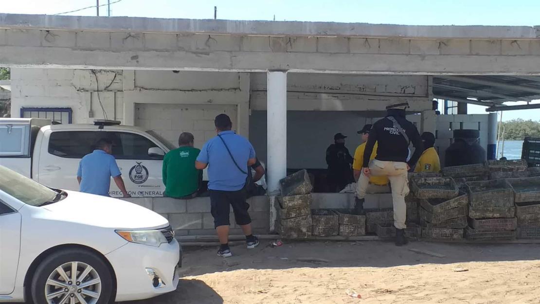 Dos niñas y un adolescente mueren tras hundimiento de lancha en el campo pesquero Las Aguamitas