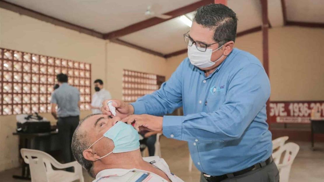 Inicia DIF Guasave jornadas de detección de retinopatía diabética en Tamazula