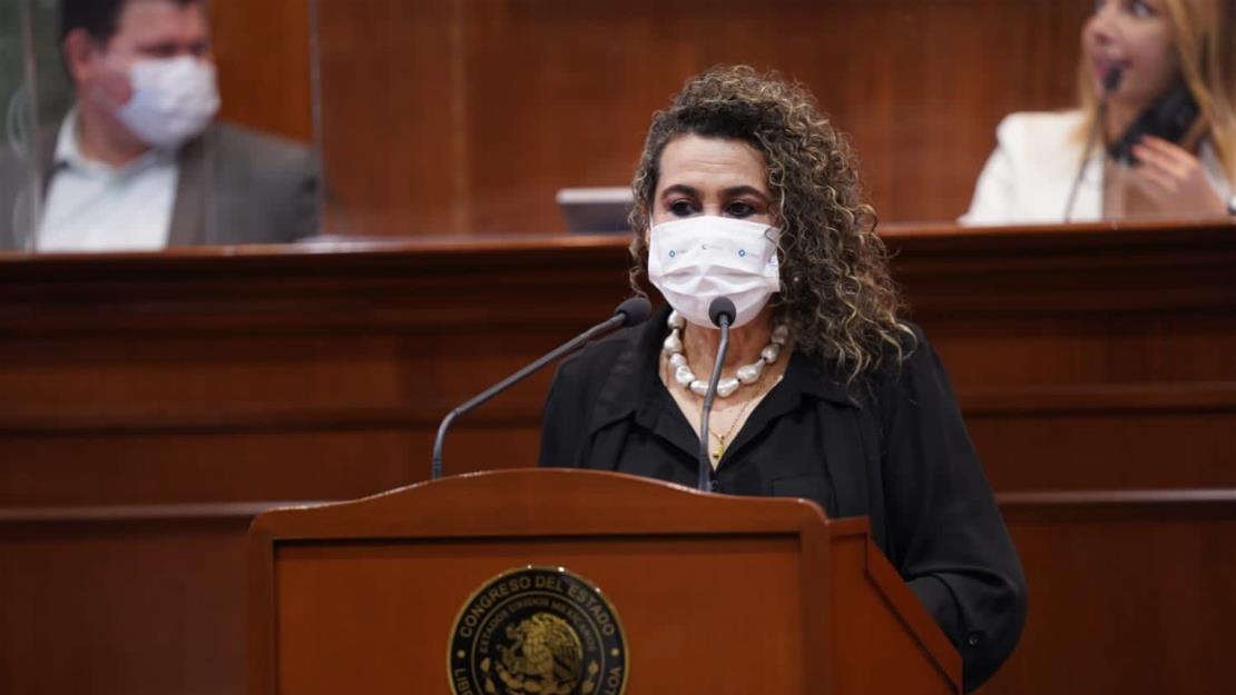 Así como Estrada Ferreiro, otros gobiernos deben retomar medidas Covid en Sinaloa: diputada
