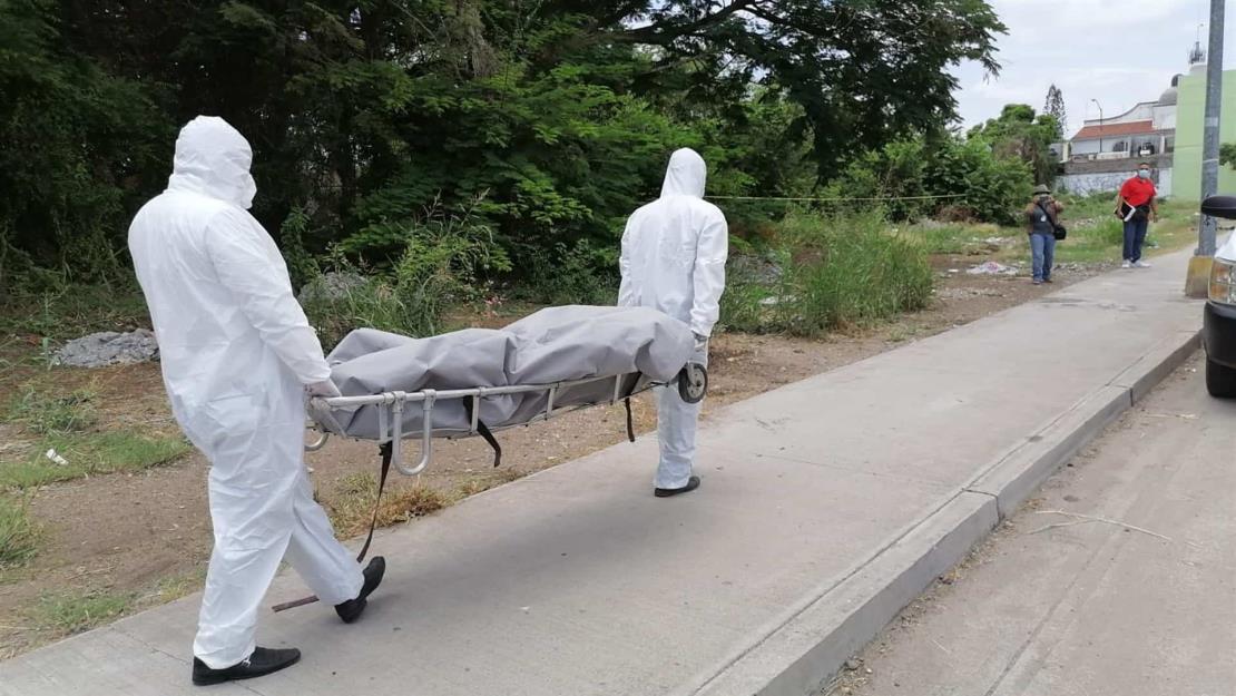 Encuentran sin vida a mujer dentro de un tambo de 200 litros en Mazatlán