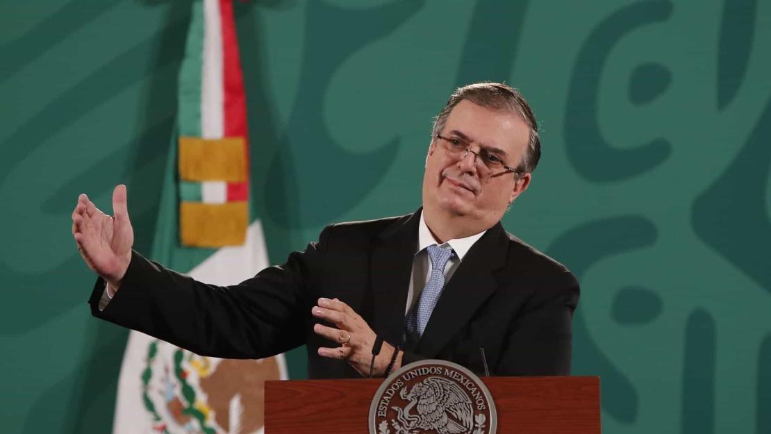 Confirma Marcelo Ebrard su intención de lanzarse a la presidencia en 2024