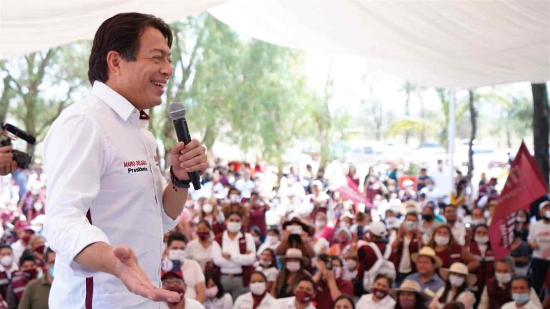 Con piso parejo, Morena elegirá a candidato en el 2024: Mario Delgado