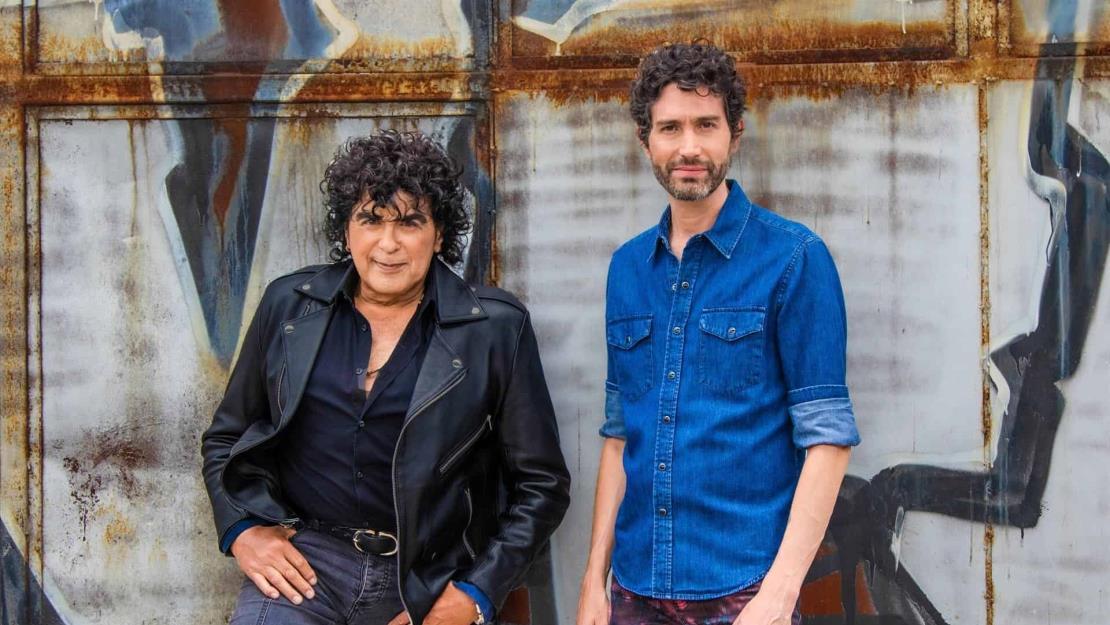 Laureano Brizuela y Benny Ibarra se tiran del paracaídas creativo