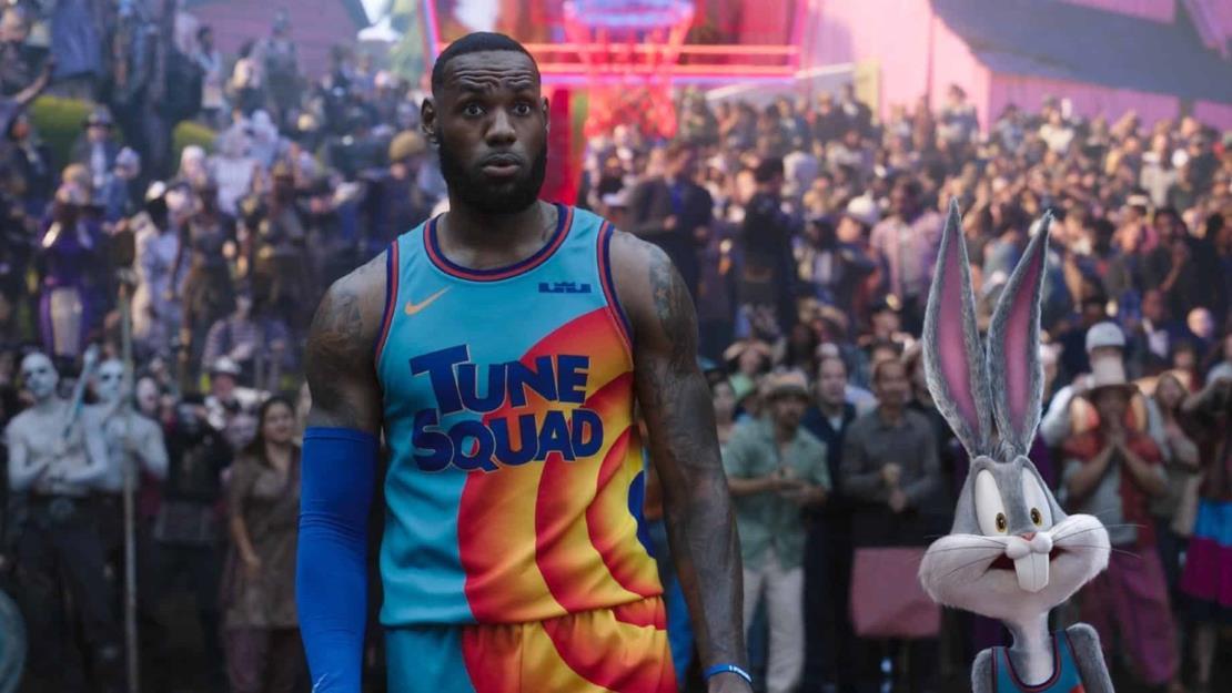 LeBron James lidera la taquilla en cines de EE.UU. con la nueva Space Jam