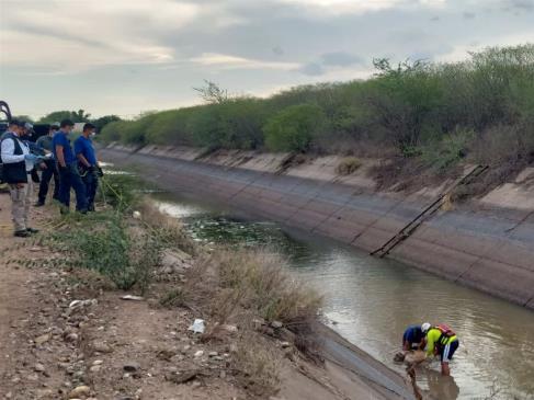 Era policía municipal el hombre encontrado sin vida en el canal San Lorenzo