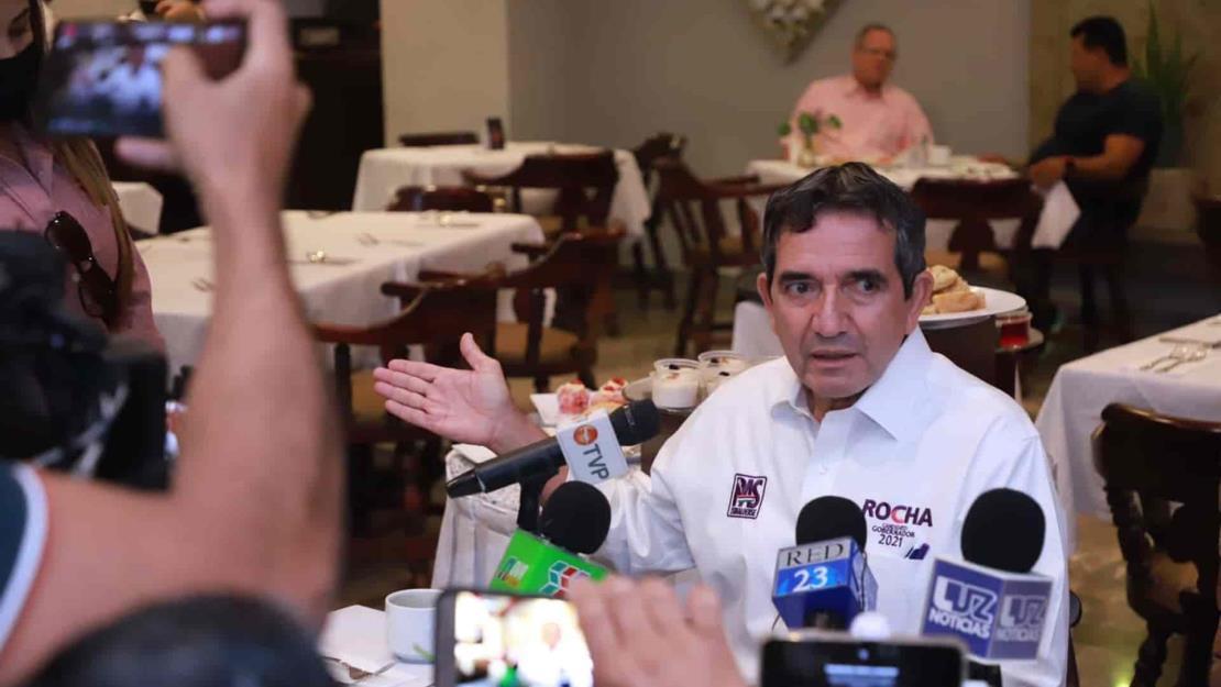 Lo que el gobierno no hizo al inicio, principal causa del rebrote covid en Sinaloa: Cuén