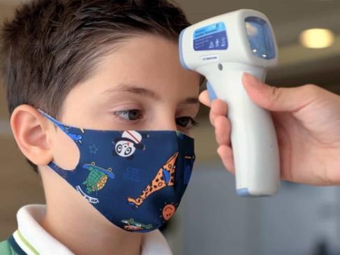 Identifica los síntomas de alarma por Covid en niños