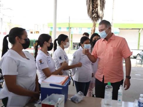 La próxima semana vacunarán a los de 18 años de Culiacán, Mazatlán y Ahome