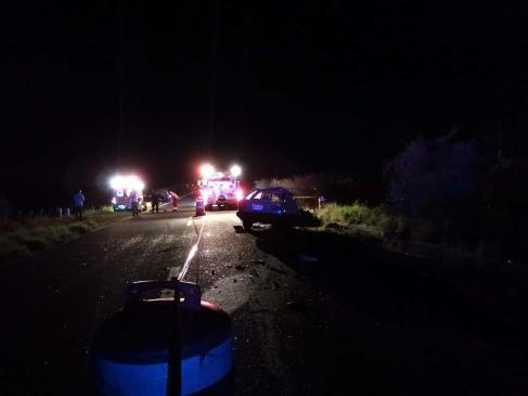 Mueren bebé, niña y mujer en accidente por la México 15 en Culiacán