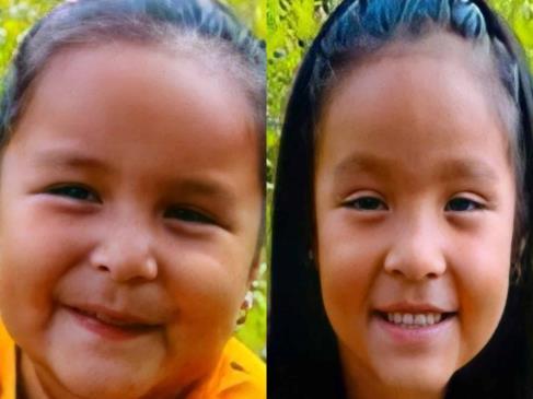 Activan alerta Amber por la desaparición de dos niñas de Sinaloa de Leyva
