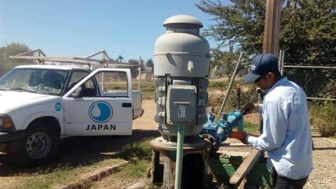 Usuarios en Navolato deben a JAPAN más de 263 mdp