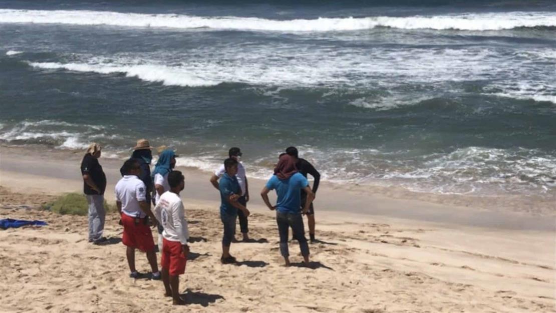 Fallece vecino de Culiacán después de ser rescatado en playa de Barras de Piaxtla