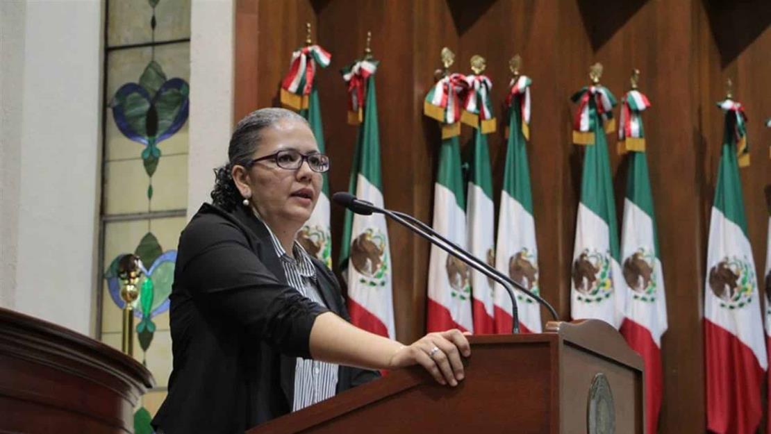 Graciela Domínguez va a la Secretaría de Transparencia: Rocha Moya