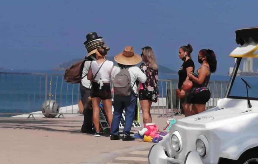 Personas sin vacuna Covid no ingresarán a espacios públicos en Mazatlán