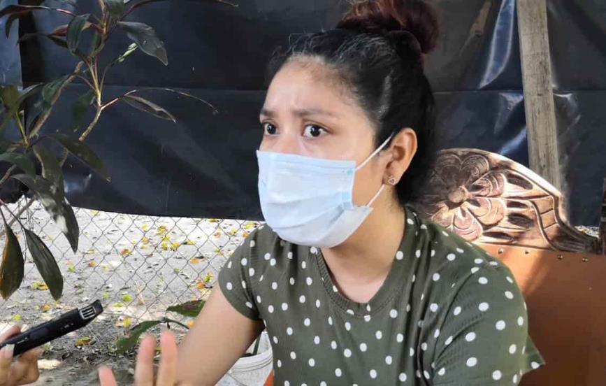 Maleny padece cáncer de endometrio y necesita con urgencia de 25 mil pesos para una cirugía