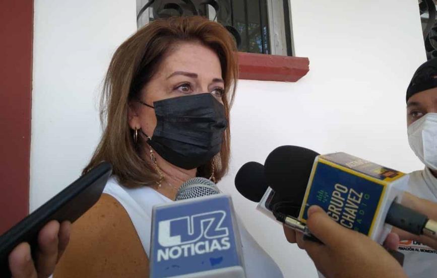«Vamos a trabajar para buscar lo mejor para los ahomenses»: Mónica Torres de Vargas