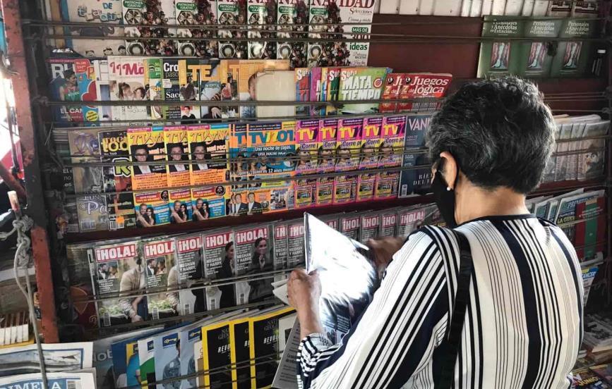 Se venden más dulces que revistas